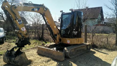 CAT 305 2